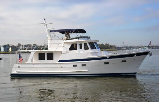 2016 Defever 49 Euro Pilothouse