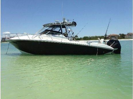 2006 Fountain 33 Sportfish Cruiser