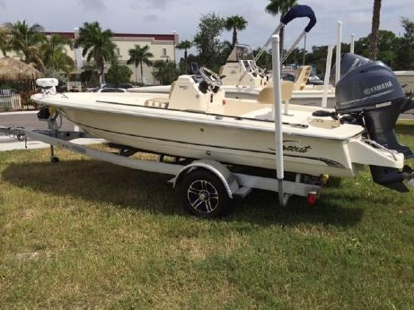 2015 Scout Boats 177 Sport