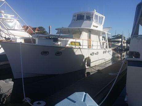 1965 Hatteras 50 Yacht Fisherman