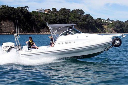2016 Sealegs 7.7m Cabin