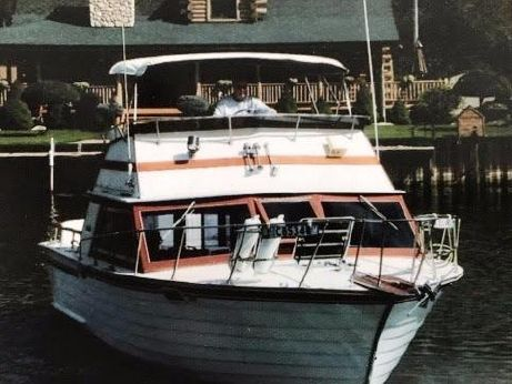 1988 Skiffcraft 31 Flybridge