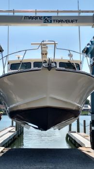 2000 Chesapeake Bay Boat By Thomas Fiberglass 42