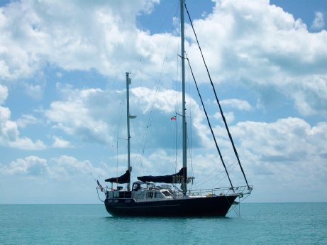 1985 Nauticat 40' Cutter Ketch