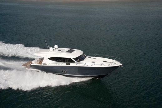 2016 Maritimo Yachts S 58