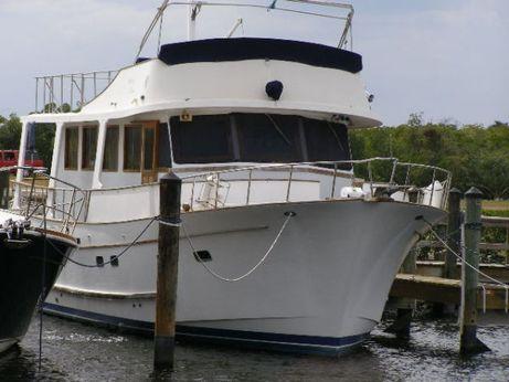 1984 Marine Trader Walkaround