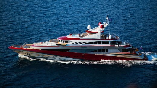 2011 Philip Zepter Yachts Trideck Motor Yacht