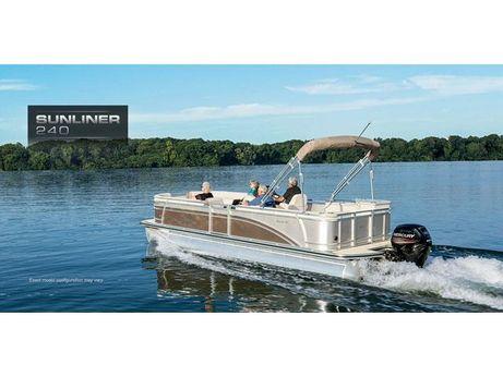 2015 Harris Flotebote 240 Sunliner