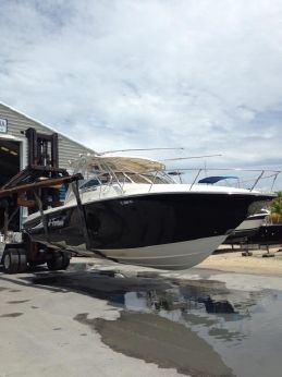 2007 Fountain 33 Sportfish Cruiser