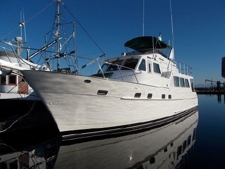 2007 North Pacific 52 Pilothouse