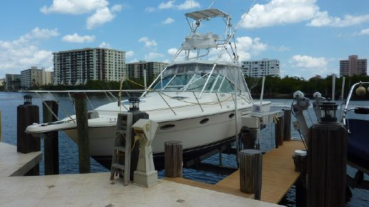 1993 Tiara 3100 Open with Tower