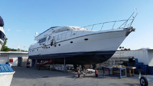 1991 Montefino 80 Motor Yacht