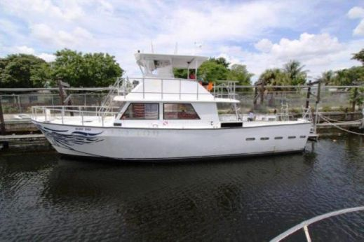1978 Marine Management 48 Custom Dive Vessel
