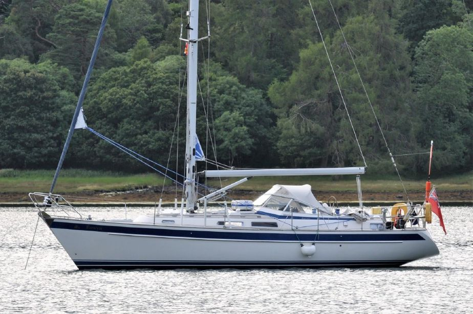 2001 Hallberg-Rassy 36 Sail New and Used Boats for Sale - au