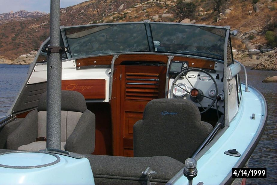 1959 Glasspar Seafair Sedan Power Boat For Sale Wwwyachtworldcom