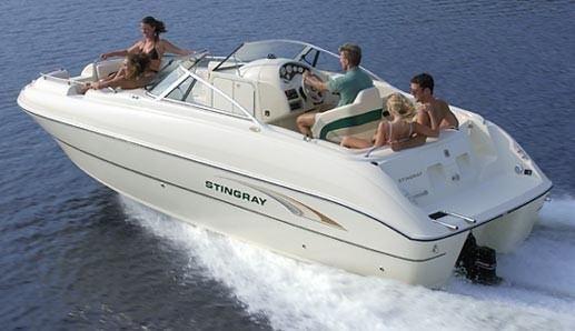 2002 Stingray 220 DS