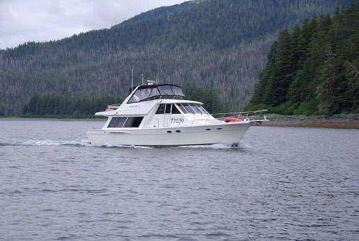 2008 Meridian 490 Pilothouse