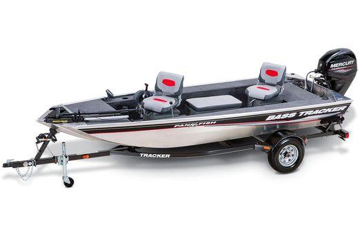 2014 Tracker Panfish 16