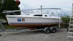 2005 Hunter 25' Sailboat