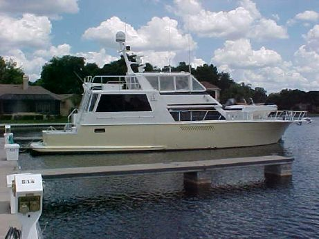 1995 Viking Viking 60 Ckpt.Sport Yacht
