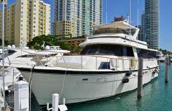 1988 Hatteras 63 Motor Yacht