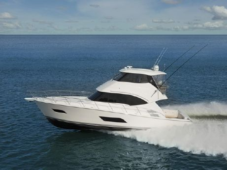 2015 Riviera 50 Enclosed Flybridge