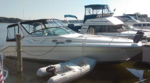 1994 Sea Ray 330 Sundancer