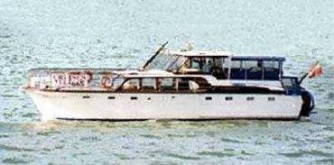 1958 Grenfell Power Motoryacht