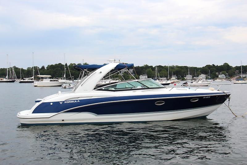 Yacht for Sale: 31' Formula 310 Sun Sport 2010