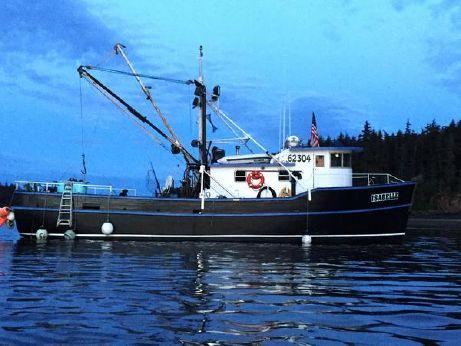 1990 Zirlott Boatyard Tender