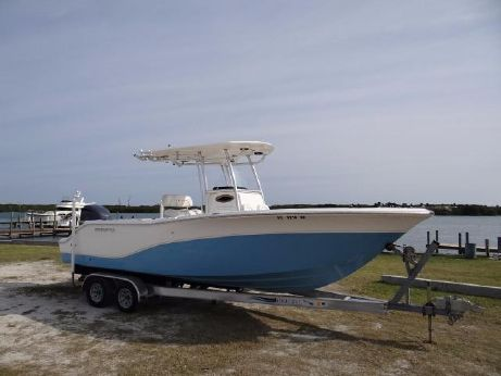 2015 Sea Fox 256 Commander