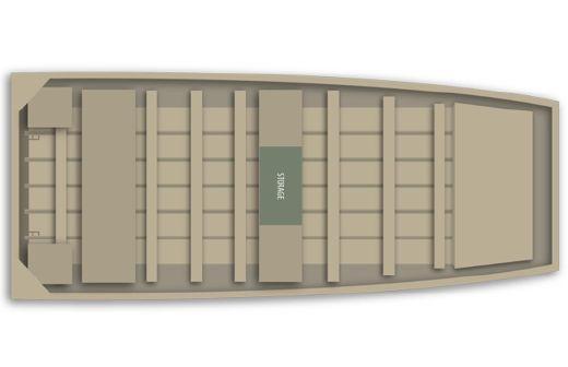 2015 Alumacraft 1448