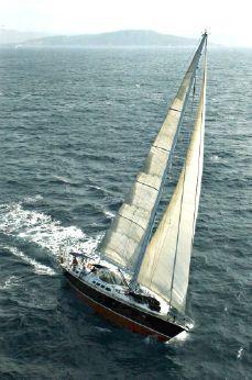 1996 Holland Jachtbouw 21