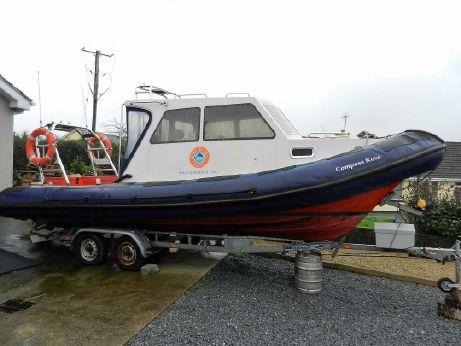 2008 Excalibur Offshore 7.5M RIB