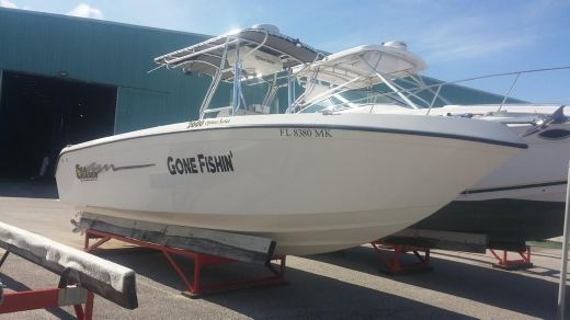 2004 Carolina Skiff SEA CHASER 2600