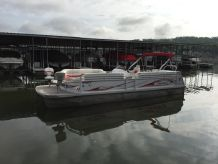 2009 Jc Pontoon 25 TT
