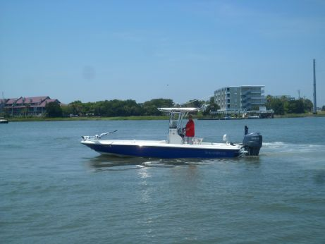 2008 Shearwater 2400Z