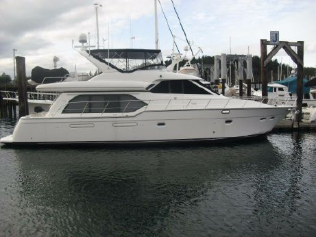 2000 Bayliner 5788 Pilothouse Motor Yacht