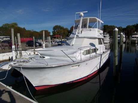 1967 Chris Craft 41 Roamer