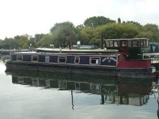 1998 Abc 56' Cruiser Stern Narrowboat