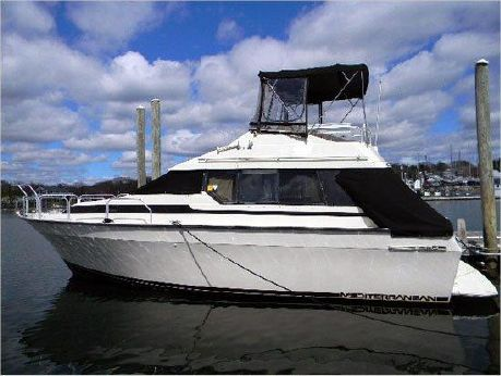 1989 Mainship Mediterranean Convertible