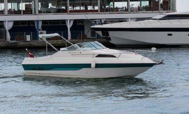 2015 San Boat Cuddy 705