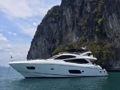 2013 Sunseeker Manhattan 73 Sunseeker