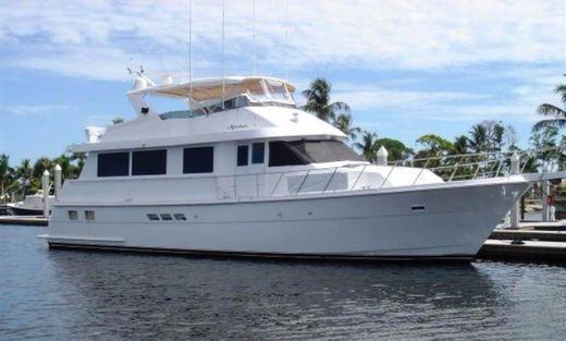 1998 Hatteras 65 Sport Deck Motor Yacht