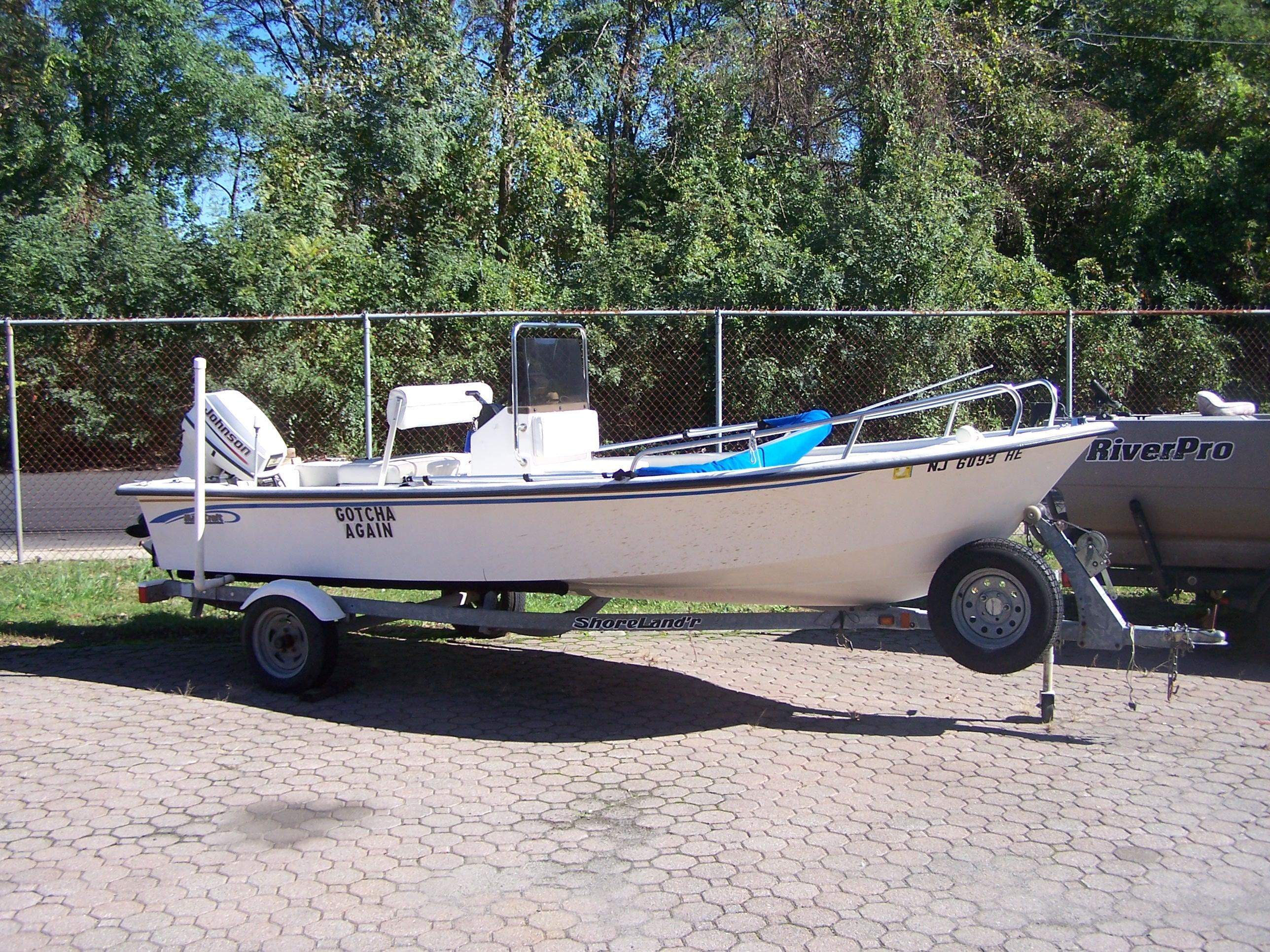 may craft boats 2006 may craft 1700 skiff power boat for www 2397