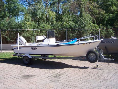 2006 May-Craft 1700 Skiff