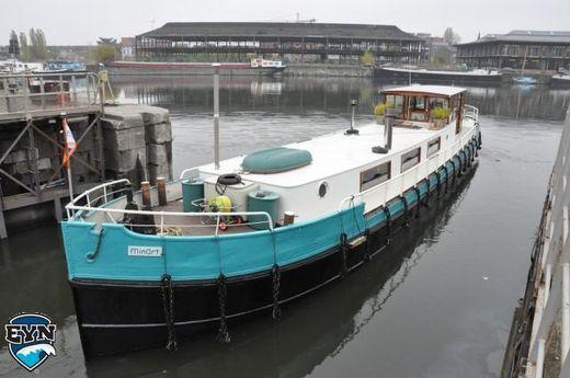 1912 Houseboat Katwijker