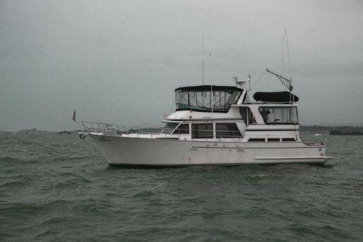 1987 King Yacht MOTOR YACHT