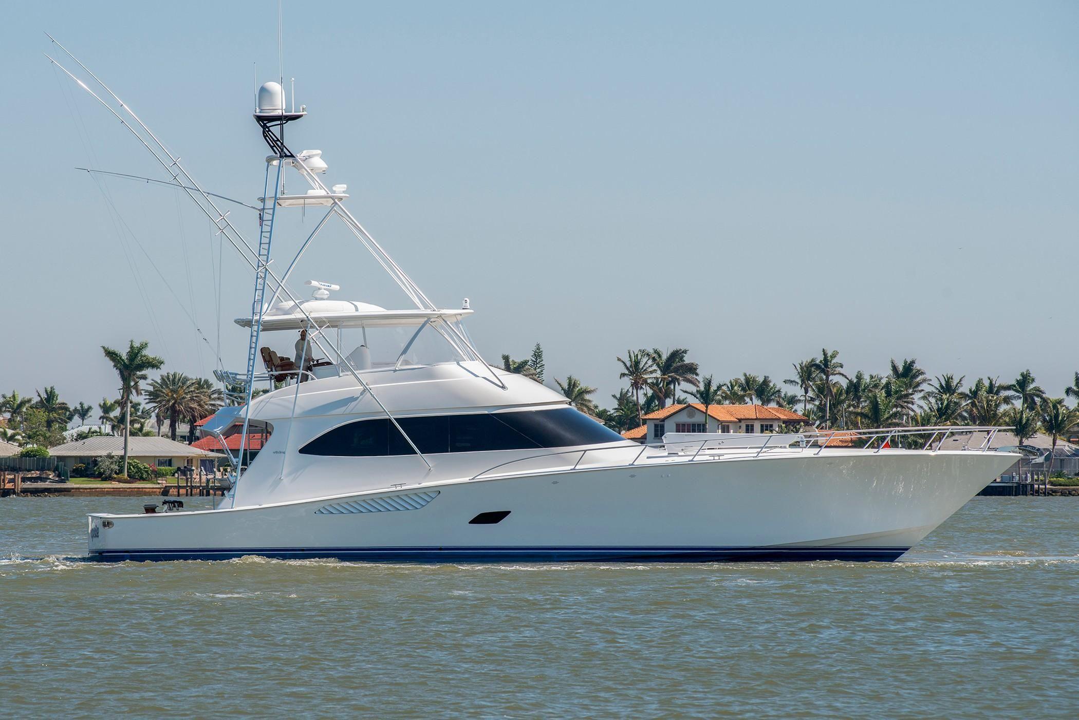 2013 viking 76 sportfish power boat for sale www for Viking sport fish