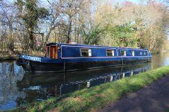 2004 Liverpool Boats 57' Narrowboat